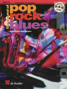 Sound of Pop-Rock-Blues Vol.1 Bes-instrumenten