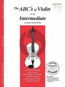 The ABC's of Violin for the Intermediate Vol.2