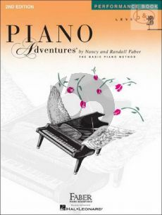 Piano Adventures Performance Book Level 2B