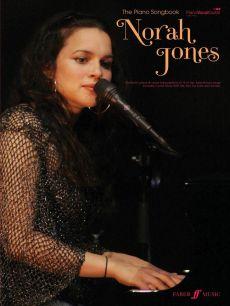 Norah Jones Piano Songbook (Piano/Vocal/Guitar)