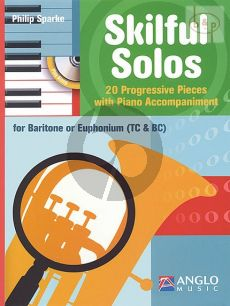Skilful Solos (Baritone(Euph.) (BC/TC)-Piano