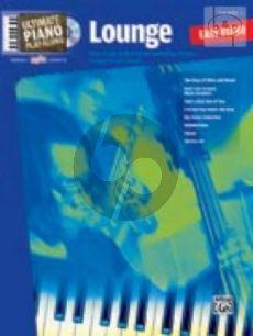 Lounge (Ultimate Piano Playalong Vol.3) (Book and Karaoke CD)
