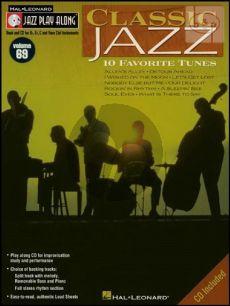 Classic Jazz (Jazz Play-Along Series Vol.69)