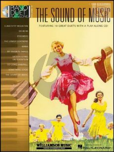 The Sound of Music Piano Duet