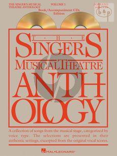 Singer's Musical Theatre Anthology Vol.1
