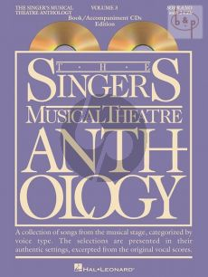 Singers Musical Theatre Anthology Vol.3