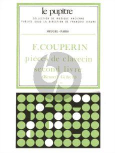 Couperin Pieces de Clavecin Vol.2 (Kenneth Gilbert)