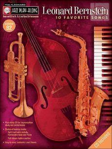 10 Favorite Songs (Jazz Play-Along Series Vol.92)