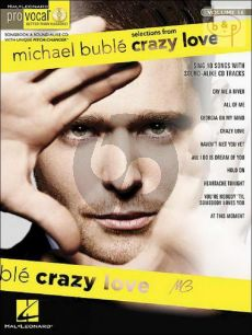 Crazy Love (Sing 10 Hits with sound-alike CD Tracks)