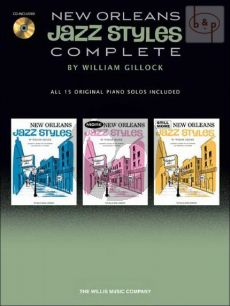 New Orleans Jazz Styles Complete
