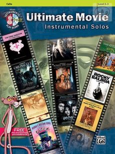 Ultimate Movie Instrumental Solos for Cello