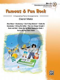 Famous & Fun Rock Vol.3