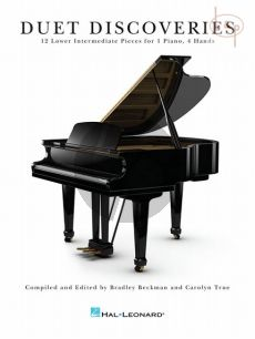 Duet Discoveries for Piano 4 hands