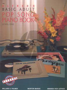 Pop Songbook Level 1 Piano
