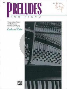 Preludes Vol.1 Piano solo