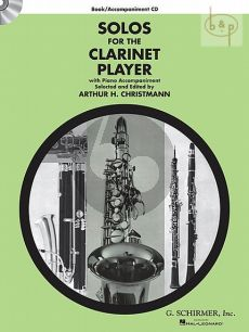 Solos for the Clarinet Player (Clarinet-Piano)