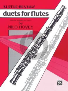 Hovey Supplementary Duets for flutes