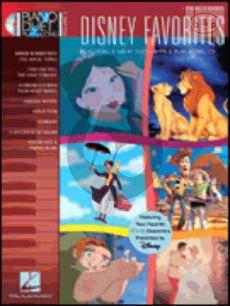 Disney Favorites Piano Duet