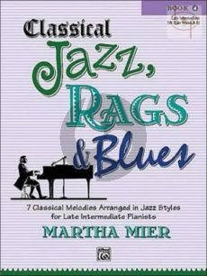 Classical Jazz-Rags & Blues Vol.4