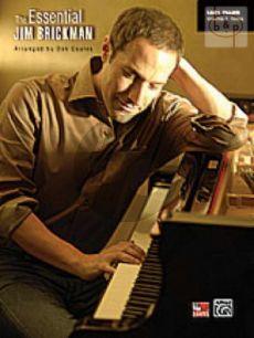 The Essential Jim Brickman Vol.1 Solos