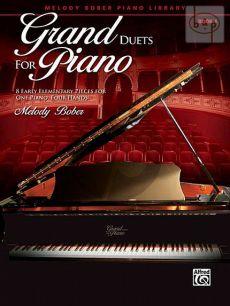 Grand Duets for Piano Vol.1 Piano 4 hds.