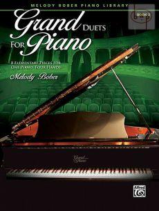 Grand Duets for Piano Vol.2 Piano 4 hds.