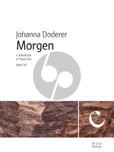 Morgen (Piano Trio No.4)