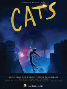 Lloyd Webber Cats Piano-Vocal (Selections from the Motion Picture Soundtrack)