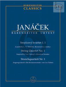 Quartet No.1 (Kreutzer Sonata)