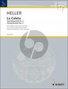 La Caleta (String Quartet No.2)