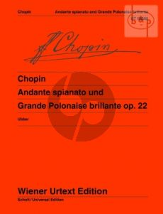 Andante Spianato & Grande Polonaise Brillante Op.22