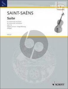 Suite d-minor Op.16