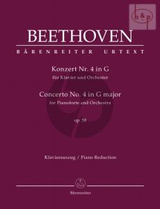 Concerto No.4 G-major Op.58 (Piano-Orch.) (red. for 2 Piano's)