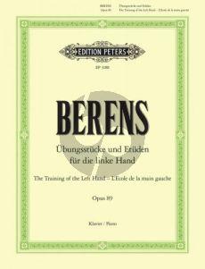 Berens Pflege der Linken Hand Op.89