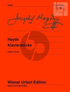 Klavierstucke (Piano Pieces)
