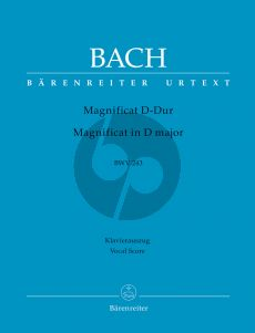Bach Magnificat D-dur BWV 243 (KA.)
