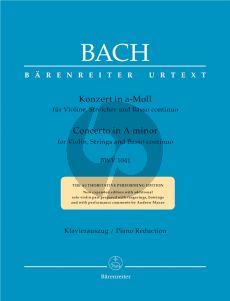 Konzert a-moll BWV 1041