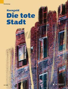 Korngold Der Tote Stadt Op.12 KA