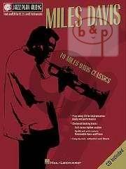 10 Miles Davis Classics (Jazz Play-Along Series Vol.2)