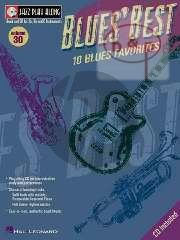 Blues Best (Jazz Play-Along Series Vol.30)