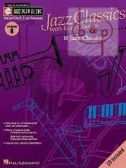 Jazz Classics With Easy Changes (Jazz Play-Along Series Vol.6)