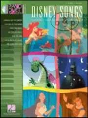 Disney Songs Piano Duet