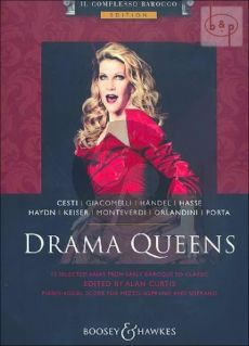 Drama Queens (13 Selected Arias from Early Baroque to Classic)