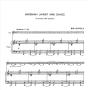 Kovacs Armenian Lament and Dance Klarinette-Klavier