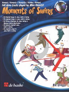 Elings Moments of Swing Trumpet (Bk-Cd) (interm.-adv.)