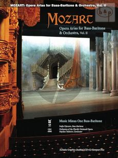Mozart Opera Arias for Bass-Baritone and Orchestra Vol.2