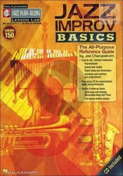 Improvisation Basics (Jazz Play-Along Series Vol.150)