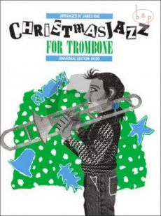 Christmas Jazz for Trombone for Young Players