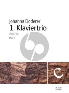 Piano Trio No.1 (DWV 31)