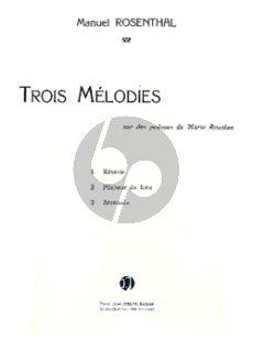 3 Melodies